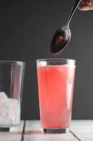 homemade cherry lime soda blender happy