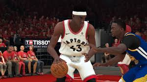NBA 2K19 Pascal Siakam Playoffs Moments ...