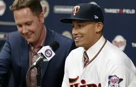 After having No. 1 pick last year, Twins have different strategy at No. 20    Star Tribune
