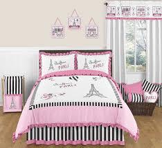 paris full queen bedding collection