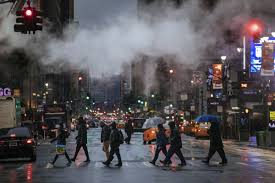 New York City will be blasted with dangerously cold weather on ...