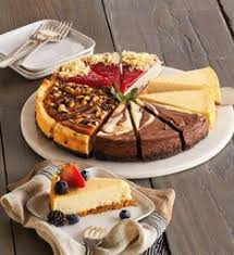 gourmet cheesecake gifts delivered