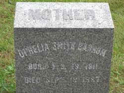 Ophelia Smith Barnum (1811-1887) - Find A Grave Memorial
