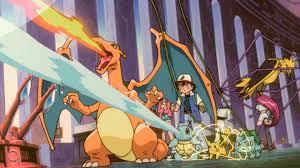 Pokemon – The Movie 2000 – Team