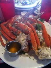 Crab's Seafood Shack Menu, Menu for ...