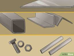 how to build a small sheet metal brake