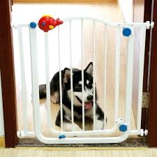 Retractable Dog Gates Tall Scratch And Claw Resistant For The House Icparklins