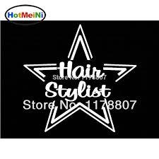 Mafia Hair Stylist Hairdresser Salon Spa Window Decal Sticker Car Truck Auto Suv