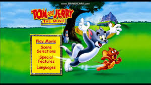 Opening To Tom and Jerry The Movie (1993/2002/2006) Dreamworks ...