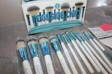 natural hair makeup brush set