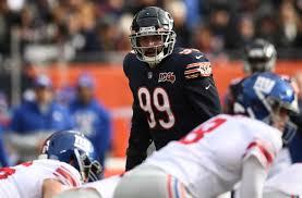 Jacksonville Jaguars ink defensive end/linebacker Aaron Lynch