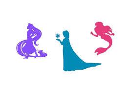Disney Princess Sticker For Car Wall Window Laptop Inspired Etsy
