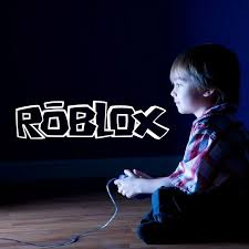 Roblox Game Handle Wall Sticker Video Play Game Room Decal Gaming Gamer Vinyl Wall Decals Decor Mural Video Game Car Decal Wall Stickers Aliexpress