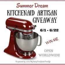 5 qt stand mixer sumream giveaway