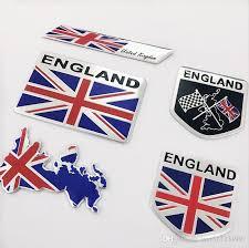 2020 2019 Hot England Flag Car Stickers United Kindom Emblem Uk Badge Decal For Bmw Audi Ford Land Rover Mini Cooper Jaguar Auto Styling From Wsr317234997 0 49 Dhgate Com
