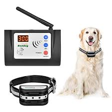 Wireless Dog Fence Electric Fence For Dogs Wireless Dog Fence System Adjustable Range Up To 1000