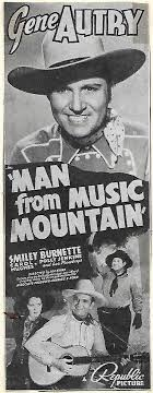 Man from Music Mountain (1938)