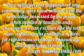 joseph smith jr quote daily quotes