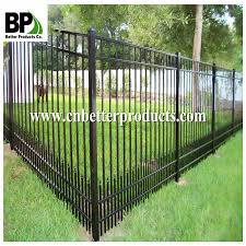 Square Tube Products Fence Post Aluminum Fence Fence Design Modern Fence
