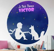 Little Prince Custom Fairy Tale Sticker Tenstickers