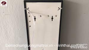 đèn panel thả trần 200x1200 - máng đèn led hộp thả trần Vĩnh Thái - YouTube