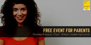 Free event for all parents of teens with Dr Louise Hayes
