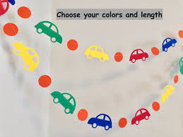 Transportation Birthday Party Decorations Cars Birthday Banner Primary Birthday Decor Kids Room Decorations Classroom Beep Beep Zoom By Anyoccasionbanners Catch My Party