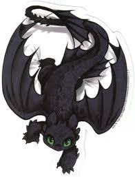 Amazon Com Animewild How To Train Your Dragon 2 Crawling Toothless Sticker Automotive