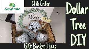 dollar tree diy gift basket ideas