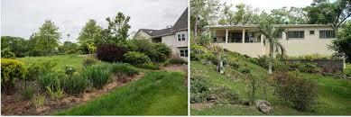 sloping garden ideas successful
