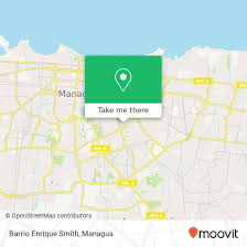 How to get to Barrio Enrique Smith in Managua by Bus | Moovit