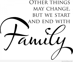 family quotes and messages