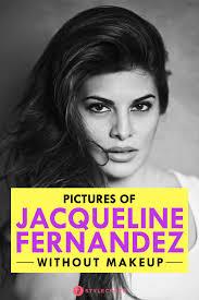jacqueline fernandez without makeup