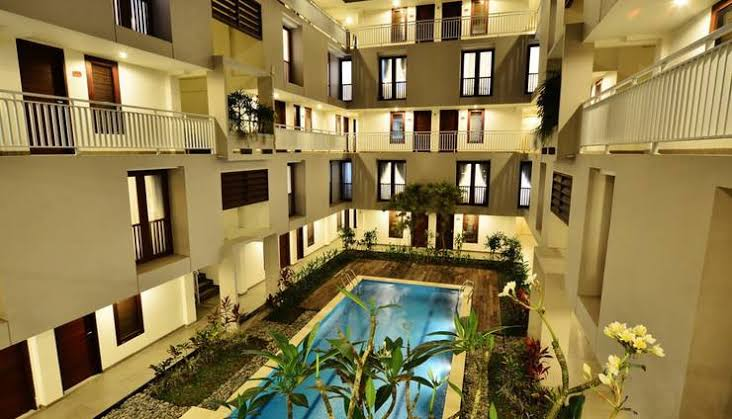 Rekomendasi Apartemen Bali : Legian Sunset Residence