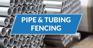 Seamless Pipe Tubing Fence Supplies Atlantic Fence Supply