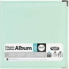 we r faux leather 3 ring binder 8 5 x11