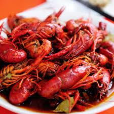 Crayfish in Tomato Sauce Recipe