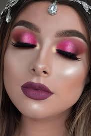 homecoming eye makeup ideas