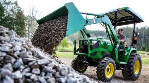 pact tractors 3025e john deere