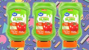 slime sauce tastes way better