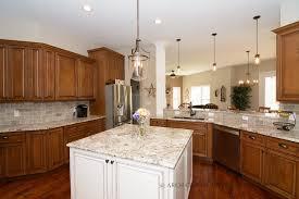 custom stone kitchen countertops st