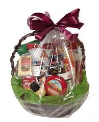 gluten free gourmet basket just because