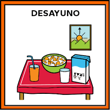 DESAYUNO | EducaSAAC