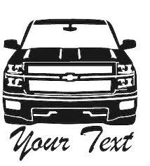 Chevy Truck Stickers Zeppy Io