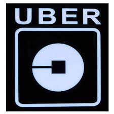 Uber Rideshare Sign Uber Led Light Logo Sticker Decal Glow Decal Accessories Removable Rideshare Glowing Sign For Car Uber Usb Interface Power Cord All Accessories For Cars Carnecessaries Com