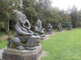 victors way indian sculpture park
