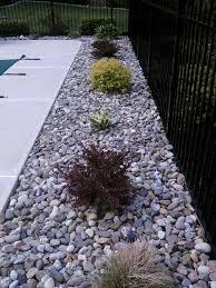Easier Clean Pool Landscape Inground Pool Landscaping Landscaping Around Pool Backyard Pool Landscaping