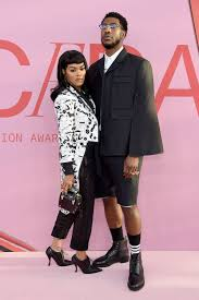 Teyana Taylor and Iman Shumpert Are the Best Dressed Couple at the CFDAs |  Vogue