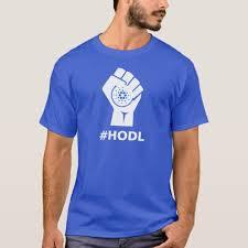 HODL Cardano ADA: White T-Shirt | Zazzle.com