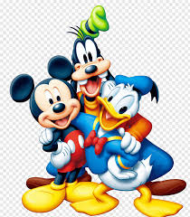 Mickey Mouse And Friends Png - 910x1040 - Download HD Wallpaper -  WallpaperTip